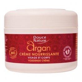 Douce Nature Crema Nutriente all'Argan Viso e Corpo - 200ml