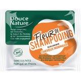 Douce Nature Fiore di Shampoo - Shampoo Solido per Capelli Normali