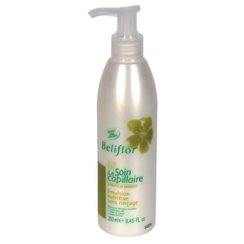 Emulsione nutritiva, trattamento intensivo per capelli secchi, fragili, senza risciacquo, Beliflor