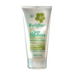 Maschera Capillare Ristrutturante, trattamento intensivo capelli secchi e devitalizzati, tubo 150ml, Beliflor